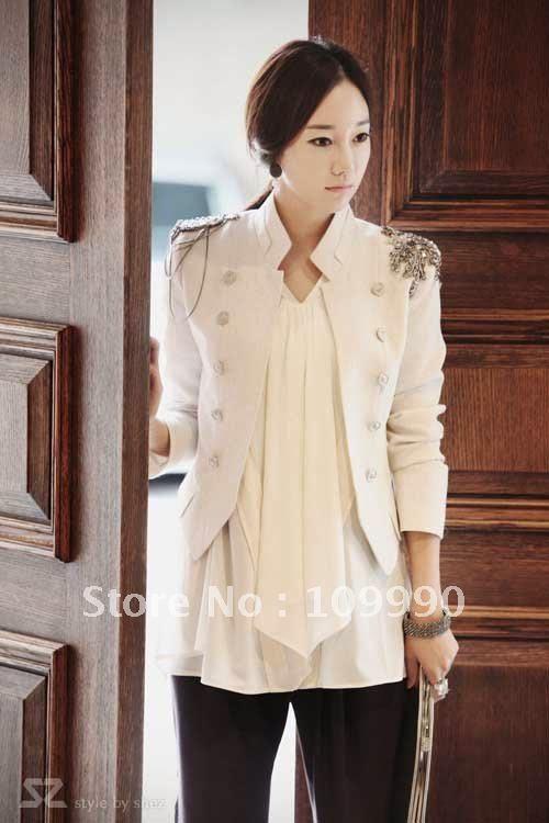 pakaian wanita ala korea