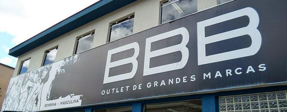 Marcas de roupas na BBB Outlet