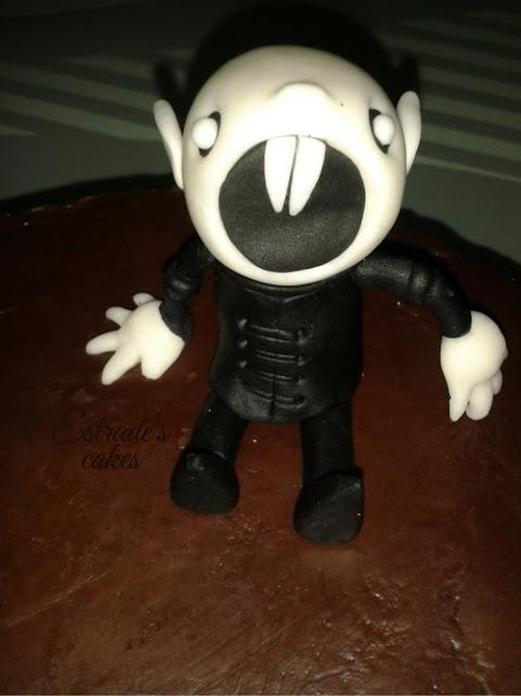 tarta de chocolate Nosferatu - 6