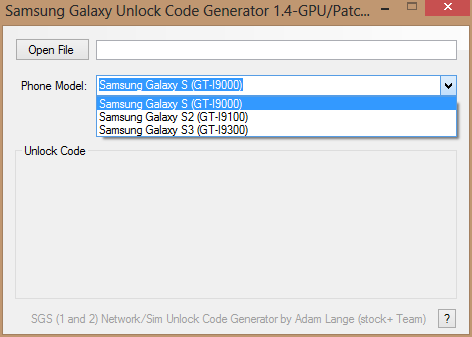 samsung unlock code generator 2