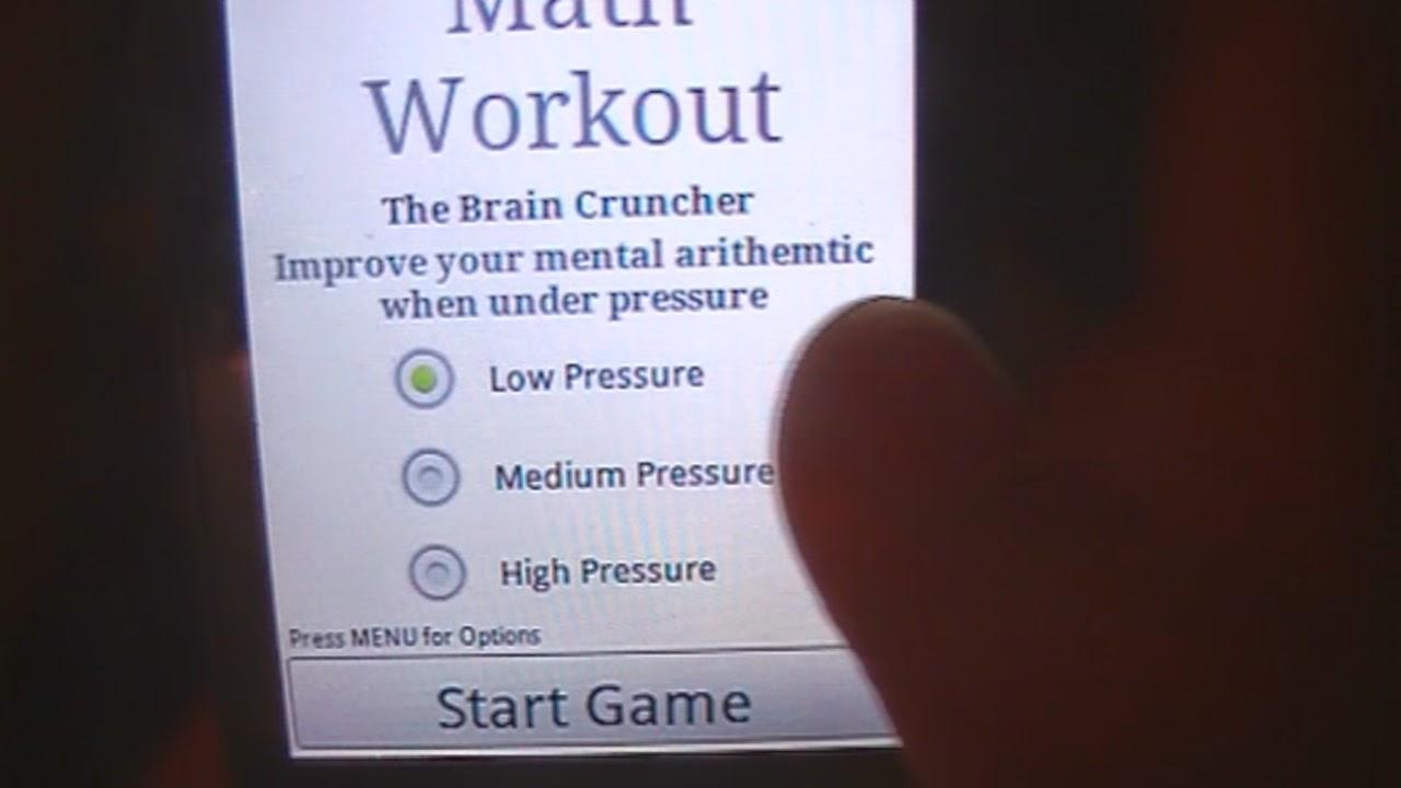 تطبيق يختبر قدراتك العقلية في الحساب