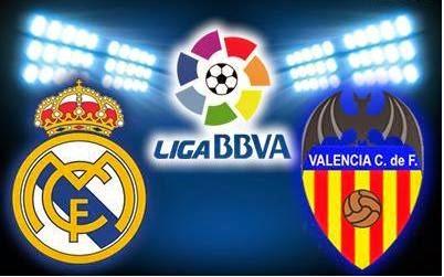 توقيت مشاهدة مباراة ريال مدريد وفالنسيا اليوم مباشرة real madrid vs valencia