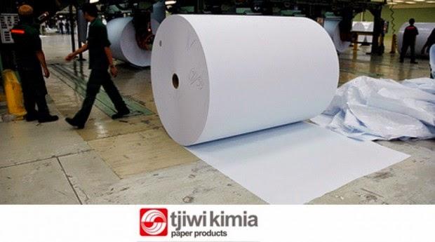 Lowongan OKI Pulp & Paper Mills