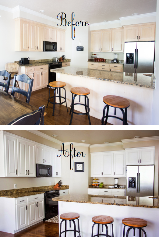 diy how to paint kitchen cabinets like a pro - Do It Yourself Painting Kitchen Cabinets