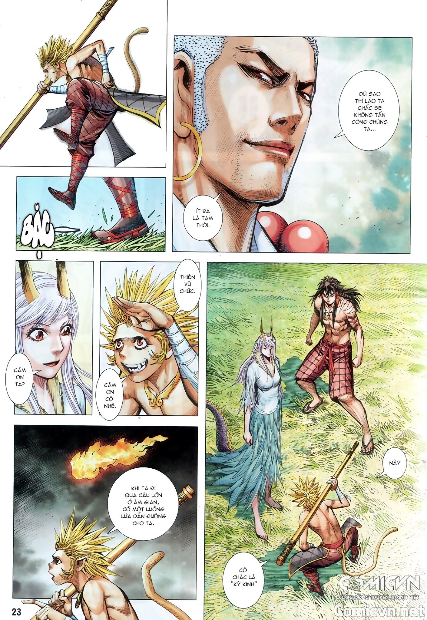 Tây Du chap 104 Trang 22 - Mangak.info