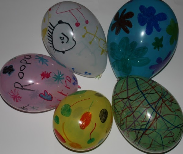 balloon drawing for kids - photo #47