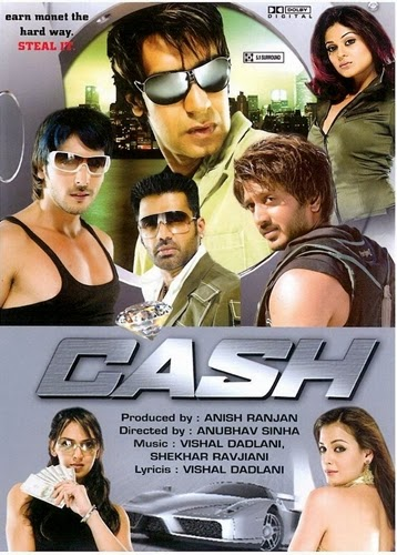 Cash 2007 Hindi DVDRip 480p 400MB