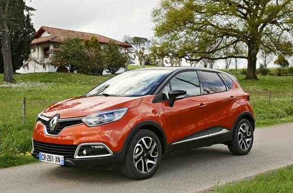 auto Novo Renault Captur 2014