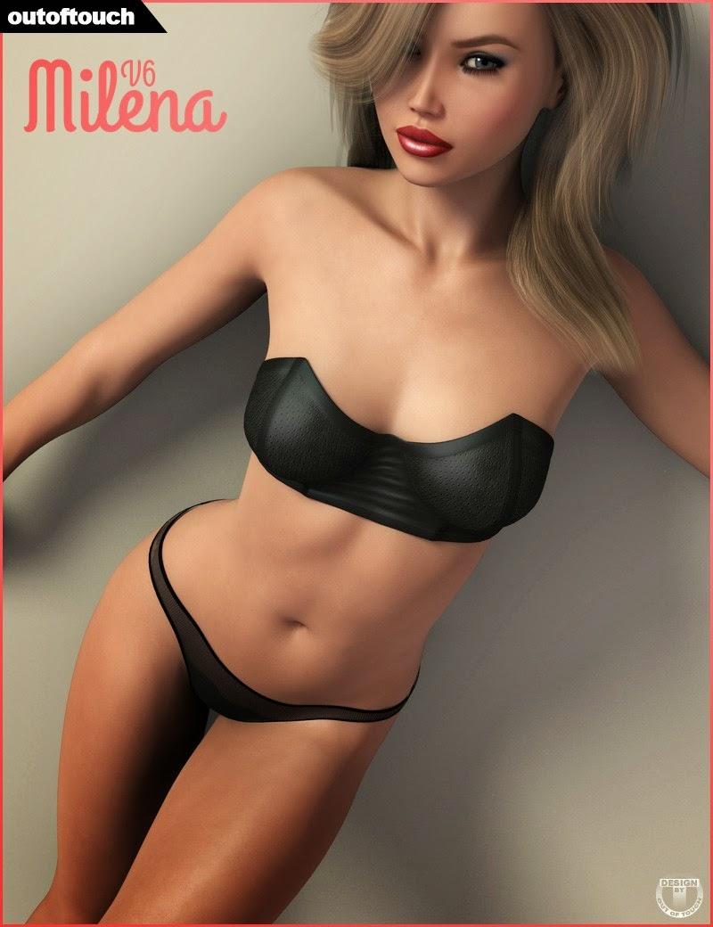 3d Models - Milena for Victoria 6