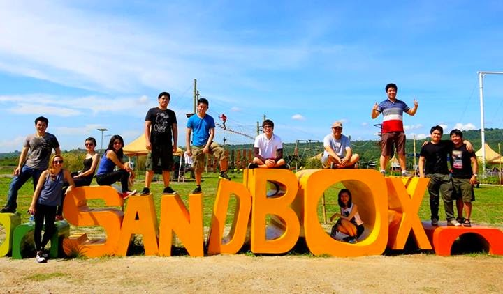 Sandbox adventure Porac, Pampanga
