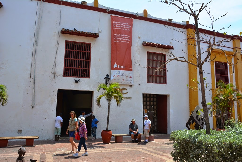 Museum of Modern Art Cartagena