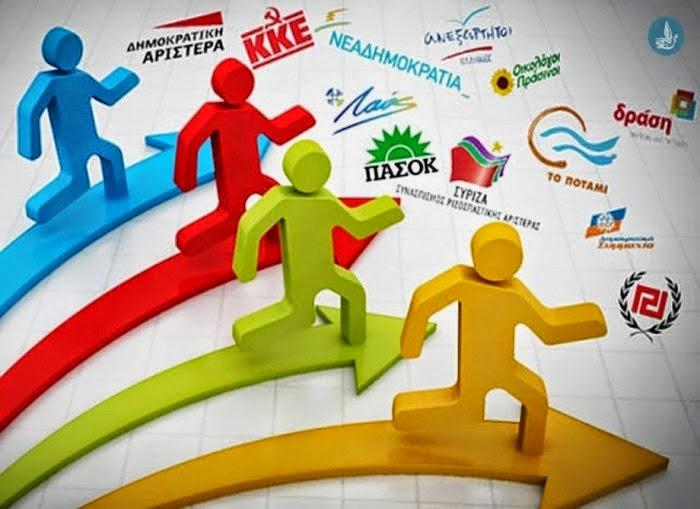Τί ποσοστά έδωσε στα κόμματα ο Δήμος Χαϊδαρίου - Εκλογές 2015
