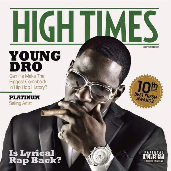 Young Dro - High Times Cover