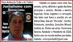 Jornalismo com António Caldas