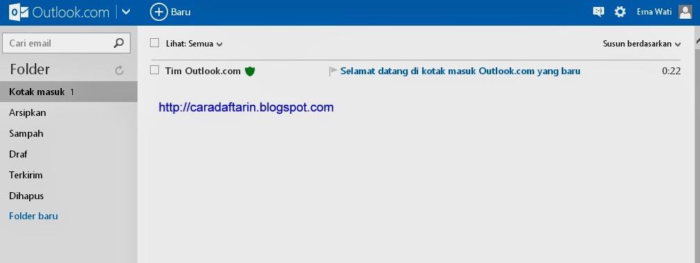 akun email hotmail.com