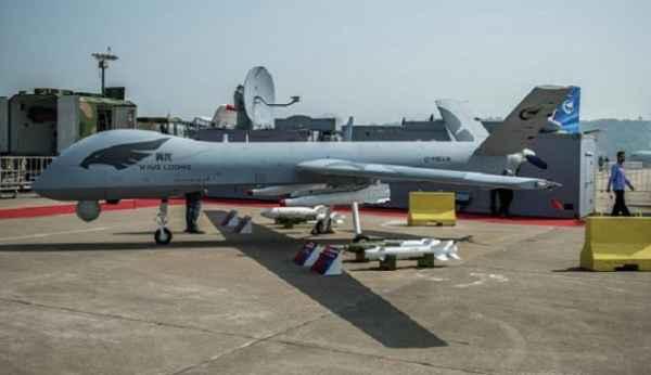 Yi Long Pesawat Mata-mata Terbaru China