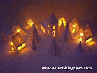 Winter Village 03     wesens-art.blogspot.com