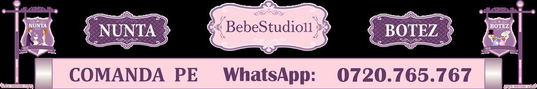 BebeStudio11 - Articole Personalizate pentru Nunti, Botezuri, Gemeni