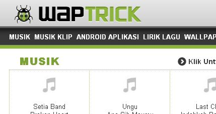 Waptrick.com Solusi Termudah Download File Via Ponsel