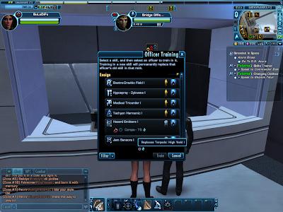 Star Trek Online - Bridge Officer Trainer