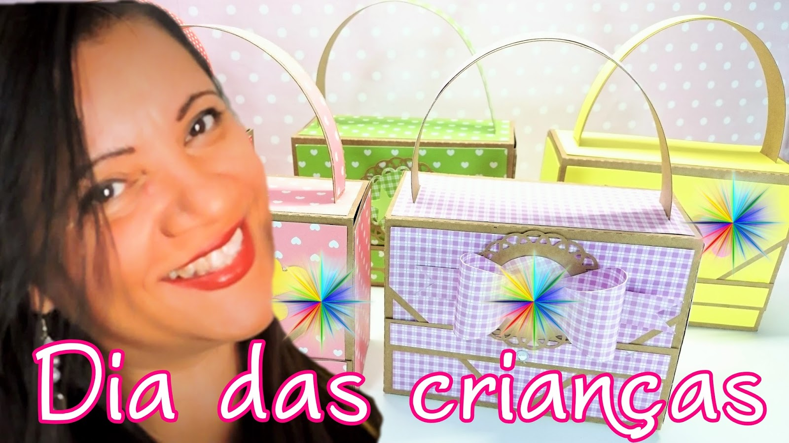 Artesanato Sustentável ~ Artesanato Viviane Magalh u00e3es Como fazer lembrancinha para o dia das Crianças