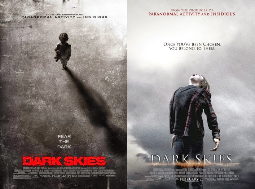 Film Dark Skies (2013)