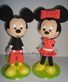 Mickey e Minie