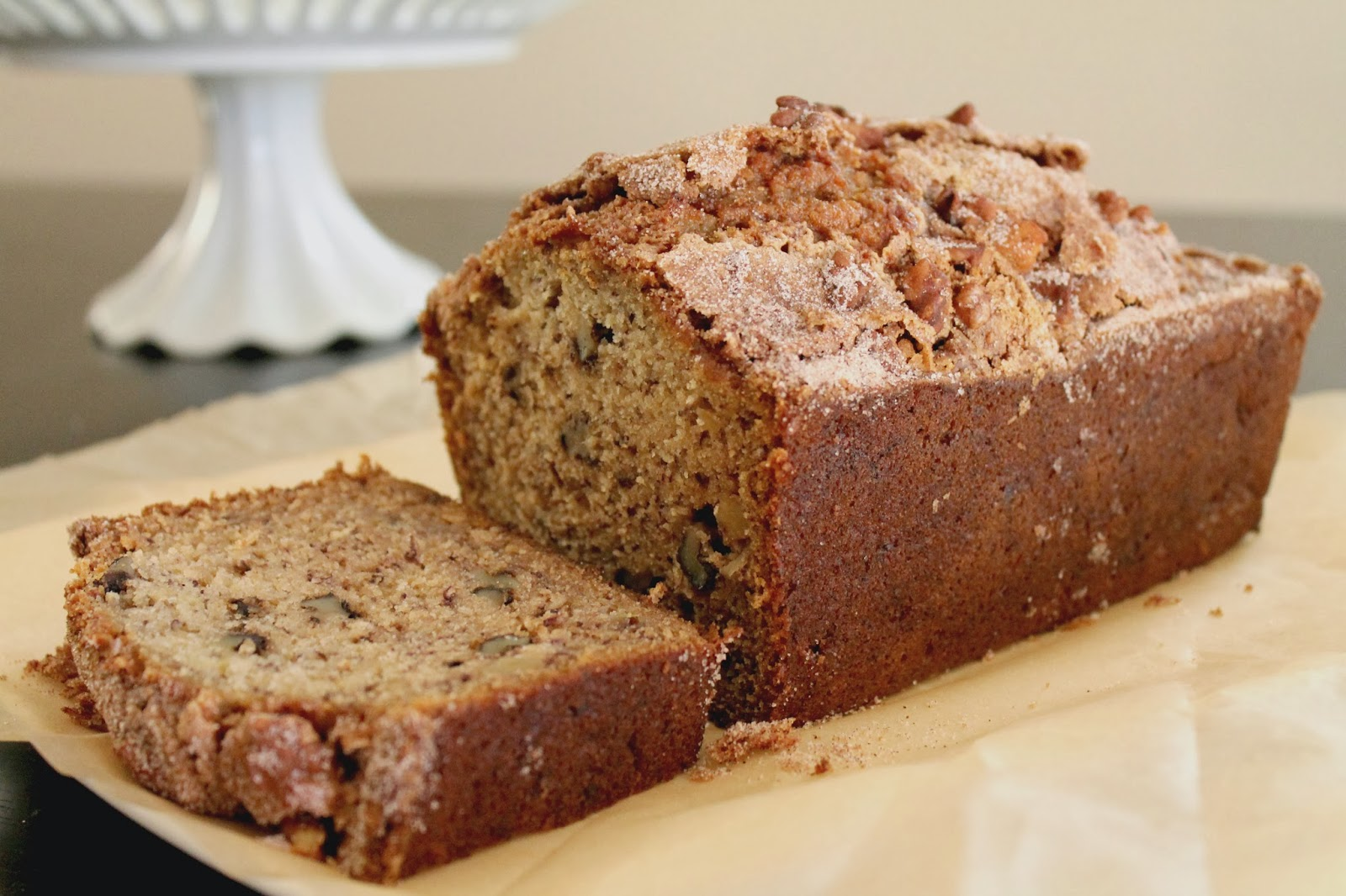 the savvy girl's guide to life: Banana Nut Bread