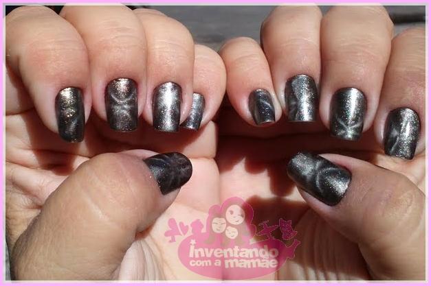 esmalte Magnetic Silver de O Boticário
