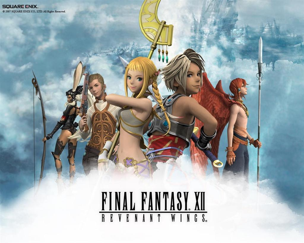 Final Fantasy HD & Widescreen Wallpaper 0.0980428850822215