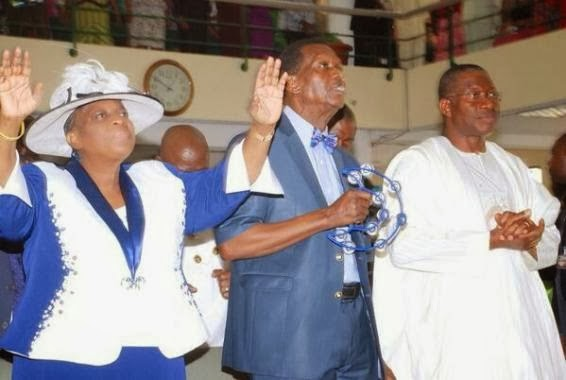 Are Pastors Part of the Nigerian shadow government