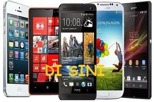 Smartphone ponsel murah