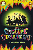 the creature department by robert paul weston book cover