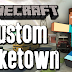 Youtube: Minecraft Playstation 3 Edition Custom Nuketown Map + Download