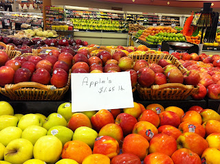 photo of apples, Avoid the Greengrocer's Apostrophe by Charlene Tess on TeachersPayTeachers
