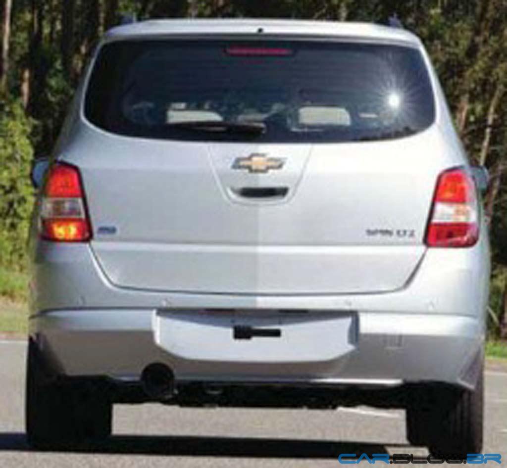 Chevrolet spin fotos consumo pre o e especifica es t cnicas car blog br carros