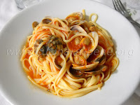 ricetta linguine con vongole