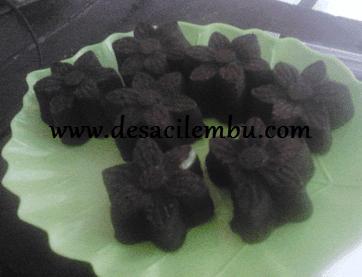 Brownies Ubi Cilembu