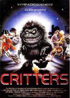 Poster de Critters: Extrañas Criaturas