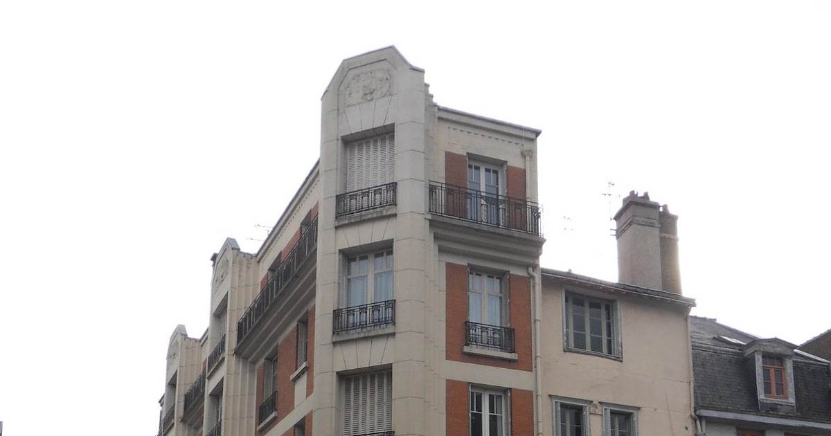 Troyes en champagne f lix bonvalot architecte troyen for Architecte aube
