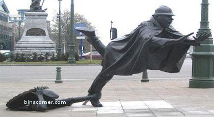nice idea for statue