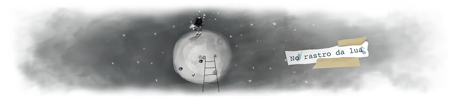 No rastro da lua