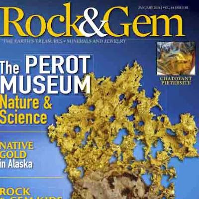 Rock & Gem Enero 2014 - Libros de minerales descargar pdf