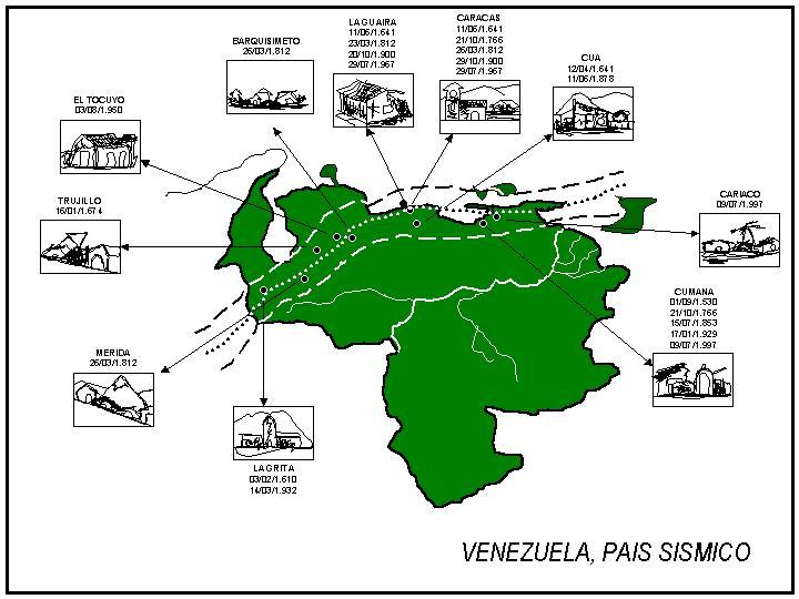 El Planeta Azul: Venezuela es un país sísmico