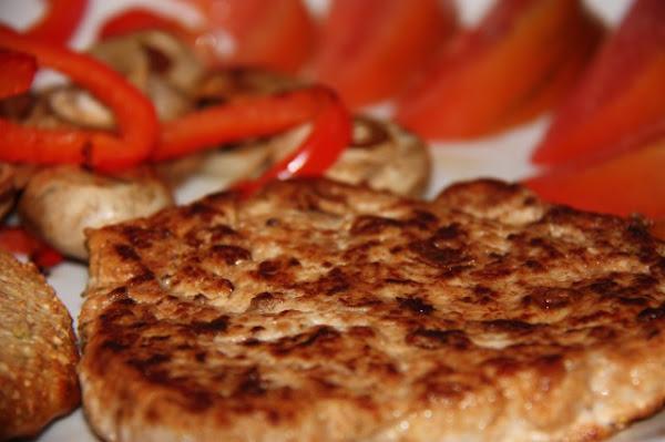 Hamburguesas de pollo y pavo cocinar en casa es for Cocinar huevos 7 days to die