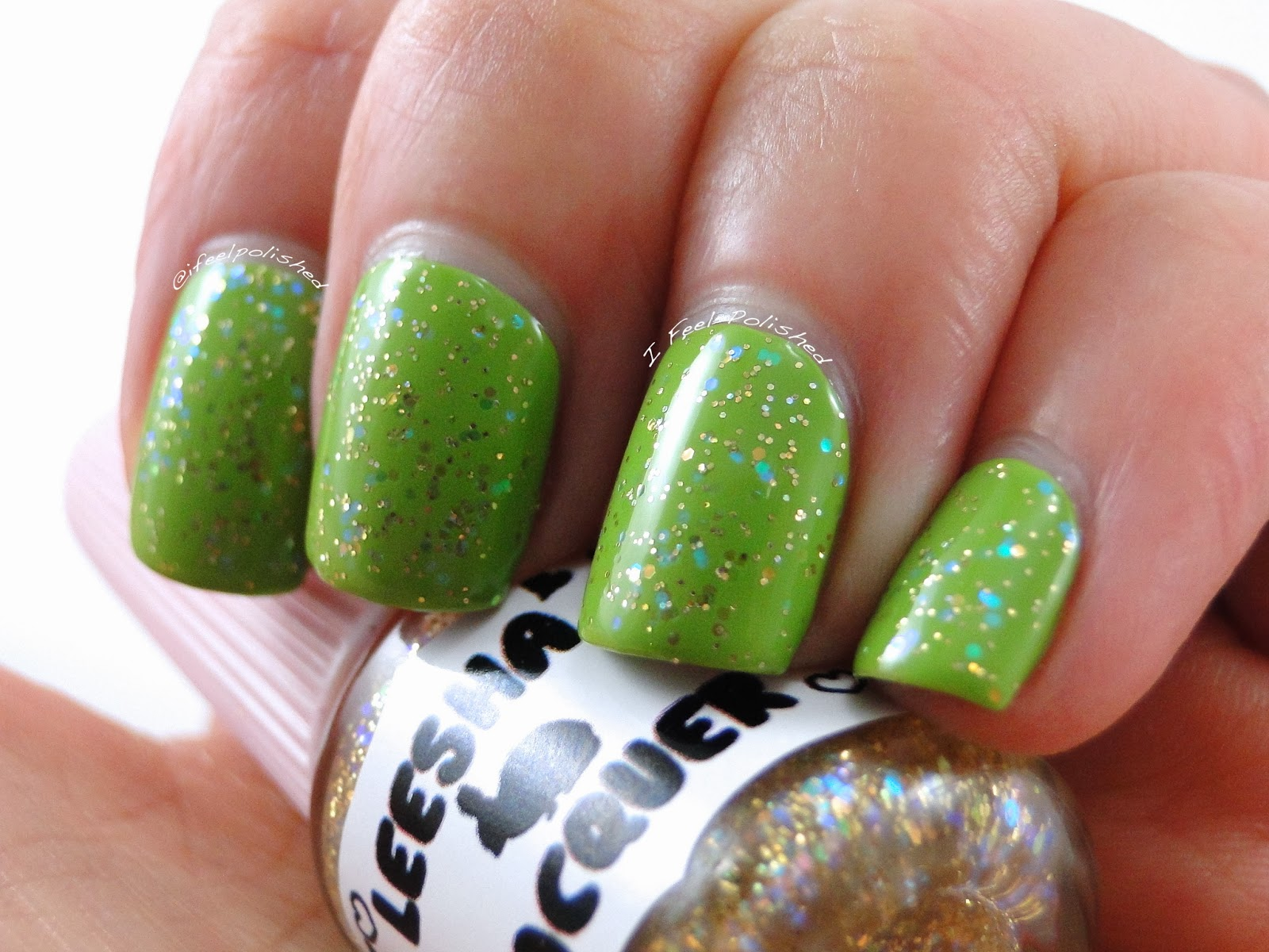 Leesha's Lacquer Only Exception