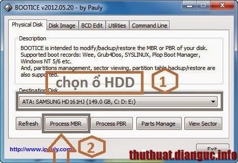 Hướng dẫn cách khởi động USB/CD/DVD boot tất cả các loại main