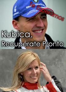 SSF1.es con Robert Kubica y Maria de Villota
