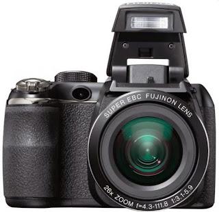 Harga dan Spesifikasi Fujifilm FinePix S4300 - 14 MP