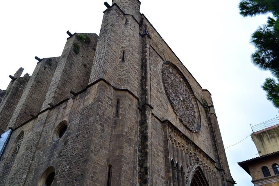 Basílica Santa María del Pi | Bitácoras Viajeras